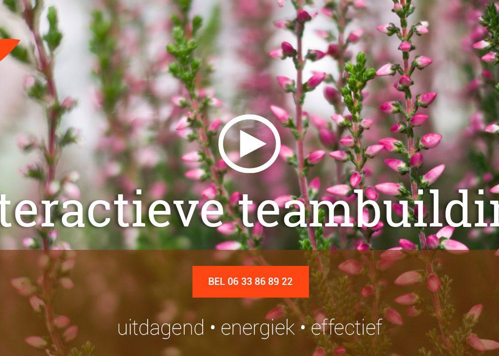Heidagspel Interactieve teambuilding